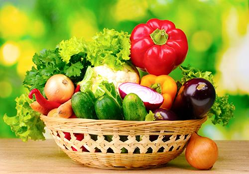 Качественные продукты с огорода